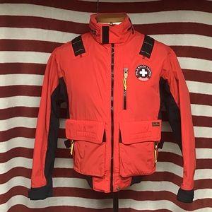 EUC POLO mountain rescue jacket sz M